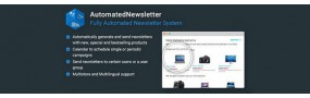 Automated Newsletter - Fully Automated Newsletter System