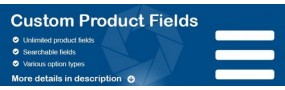 Custom Product Fields UNLIMITED