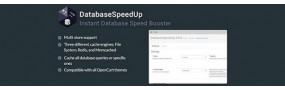 Database SpeedUp - Instant Database Speed Booster