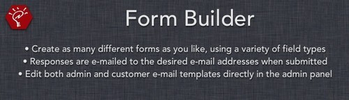 Form Builder OpenCart v230.1