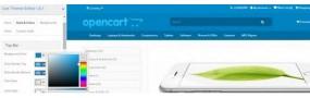 Live Theme Editor OpenCart