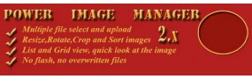 (vQMod, ocMod) Power Image Manager 1.5.x, 2.x