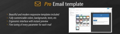 Pro Email Template v1.9.2