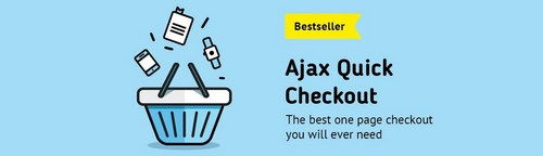 AJAX Quick Checkout PRO OpenCart v4.5.1, v6.6.0, v6.6.2