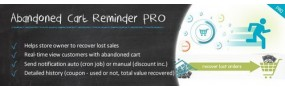 Abandoned Cart Reminder Pro