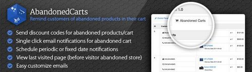 Abandoned Carts - Proved Recover Abandoned Cart v2.4.2, v5.3.2 (Nulled)