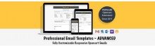 Advanced Professional HTML Email Template