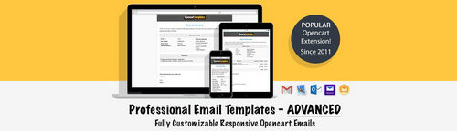 Advanced Professional HTML Email Template v2.9.4.6, v3.0.4.18