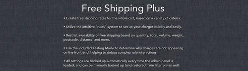 Free Shipping Plus v155.1