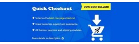 Quick Checkout - Best One Page Checkout