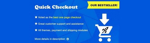 Quick Checkout - Best One Page Checkout Solution v10.0.1
