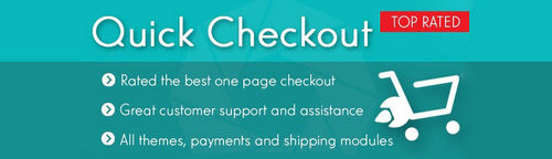 Quick Checkout - Best One Page Checkout Solution v11.0.0