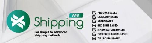 X-Shipping Pro OpenCart v1.0.8, v4.0.7