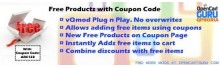 Free Products with Coupon