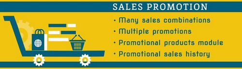 Sales Promotion - Most Advanced Promotions for OpenCart v1.3