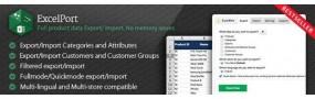 ExcelPort - Product OpenCart