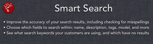 Smart Search - OpenCart v220.1
