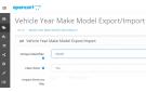 Vehicle Year Make Model Engine Filter v2.21, v4.0.3, v5.0.4