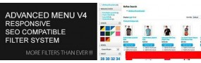 Advanced Responsive Menu Layered V4 Seo Compatible