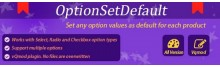 OptionSetDefault