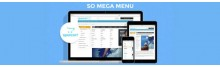 So Mega Menu - Drag & Drop | Responsive OpenCart Module