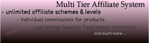 Advanced Multi Level Affiliate System v1.3.0811