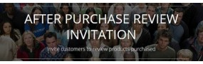 After Purchase Review Invitation