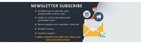 Newsletter Subscribe