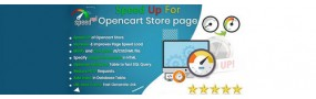 Speed Up Opencart Store Page