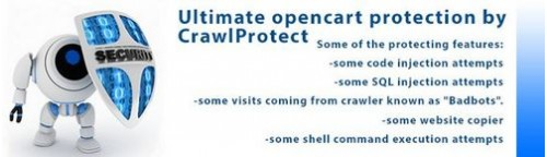 Ultimate Opencart Protection - Real Time smart protection v1.0