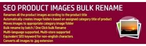 Product Image Bulk Rename - SEO Image Name