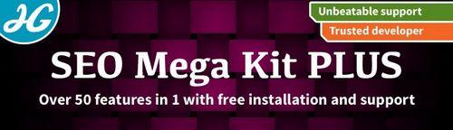 SEO Mega Kit PLUS - Complete SEO Friendly URLs v1.4.0.2, v2.0.2.6.4