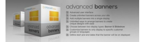 Advanced Banners OpenCrat v3.1