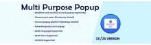 Multi Purpose Popup - Advertisement Popup