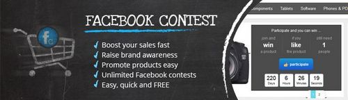 Facebook Contest (Deal Unlocker) v.3.4.7