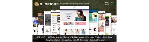 Glorious - Opencart Responsive Theme v2.x