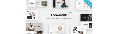 Logancee - Premium OpenCart Template v1.1
