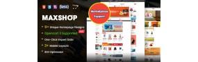 MaxShop - Responsive Multipurpose OpenCart Theme