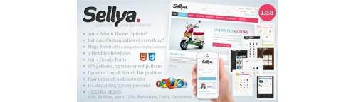 Sellya Responsive Theme OpenCart v1.0.7.1