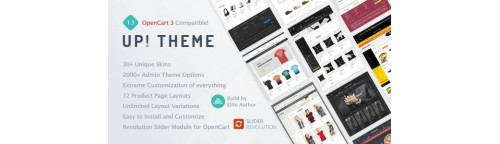 UP! - Multi-Purpose Responsive OpenCart 3 Theme